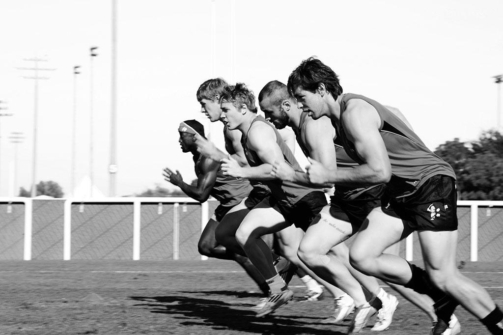 Sports Run