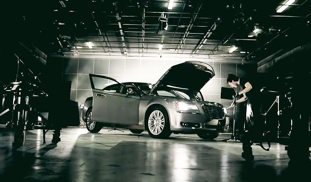Chrysler 300C Documentary