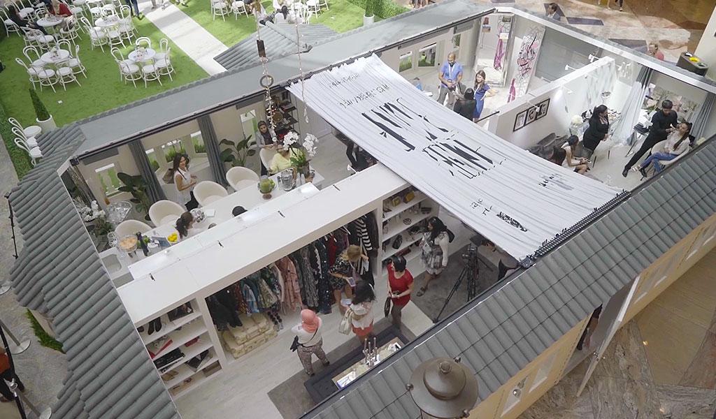 House Of Bazaar Event Video