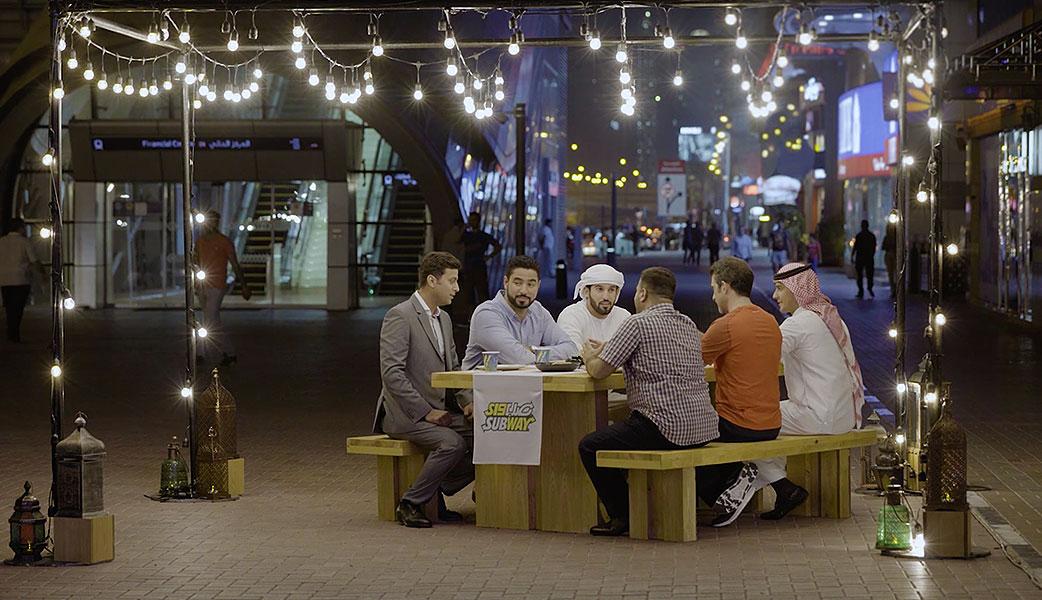 Subway Ramadan Brand Video