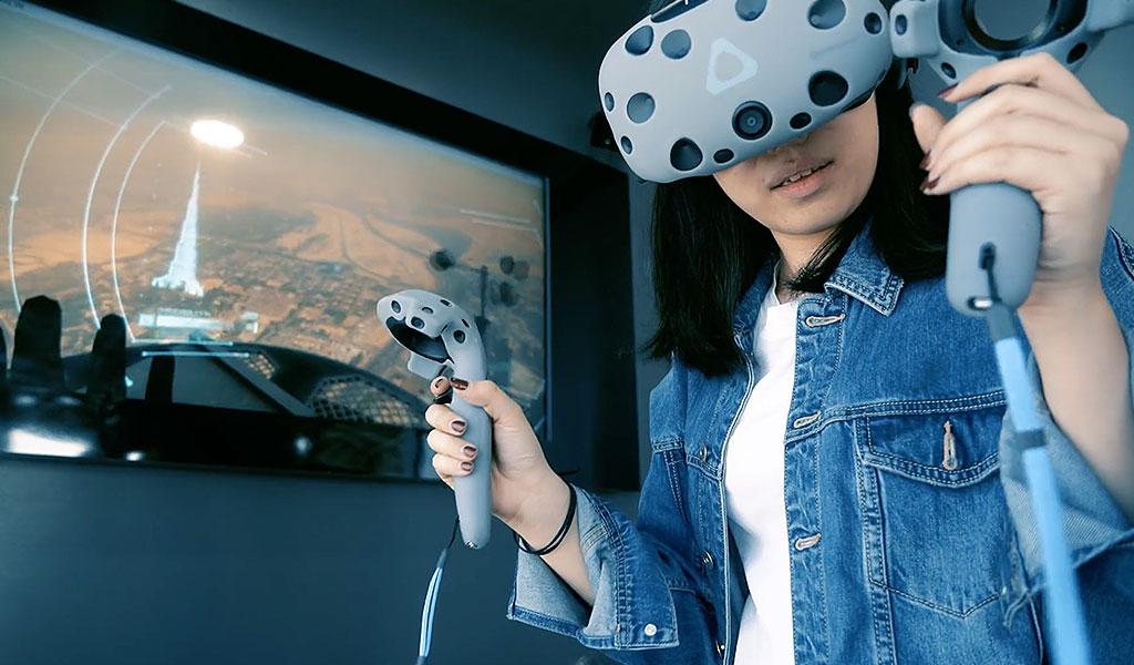 Burj Khalifa VR Launch